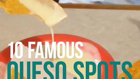 10 Famous Queso Spots in Texas