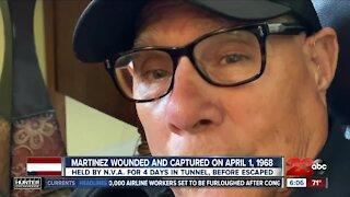 A Veteran's Voice - Gilbert Martinez