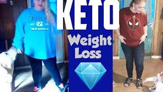 Keto Weight Loss Results day 1,226