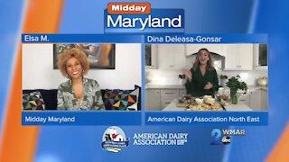 American Dairy Association North East - Thanksgiving Nachos