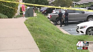 Suspect in custody after being shot by police