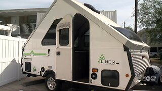 Facebook group lending RV's to healthcare workers, first responders amid COVID-19