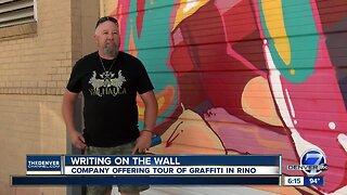 Denver graffiti tours