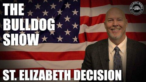 St. Elizabeth Decision | September 24, 2021