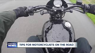School focuses on motorcycle safety & awareness