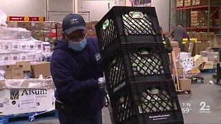 Royal Farms donates trailer full of food to Maryland Food Bank