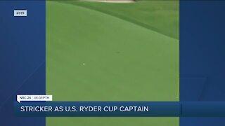 IN DEPTH: Steve Stricker prepares for Ryder Cup