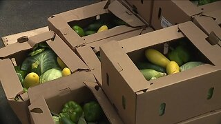 With food insecurity on the rise, Greater Cleveland Food Bank continues to provide