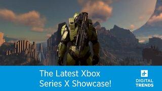 The Latest Xbox Series X Showcase!