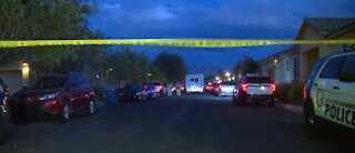 Las Vegas police investigate deadly shooting at home near Craig, Jones