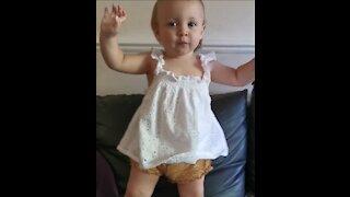 Cute Dancing Baby