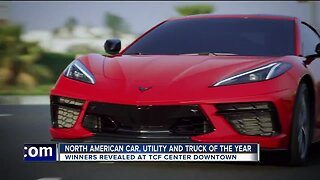 2020 North American Car, Truck and Utility of the year unveiled in Detroit
