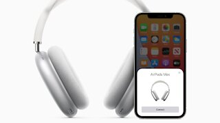 Apple Launches AirPods Max