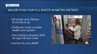 DMC Doctor Flu Shots