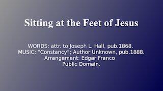 Sitting at the Feet of Jesus - Instrumenal Karaoke