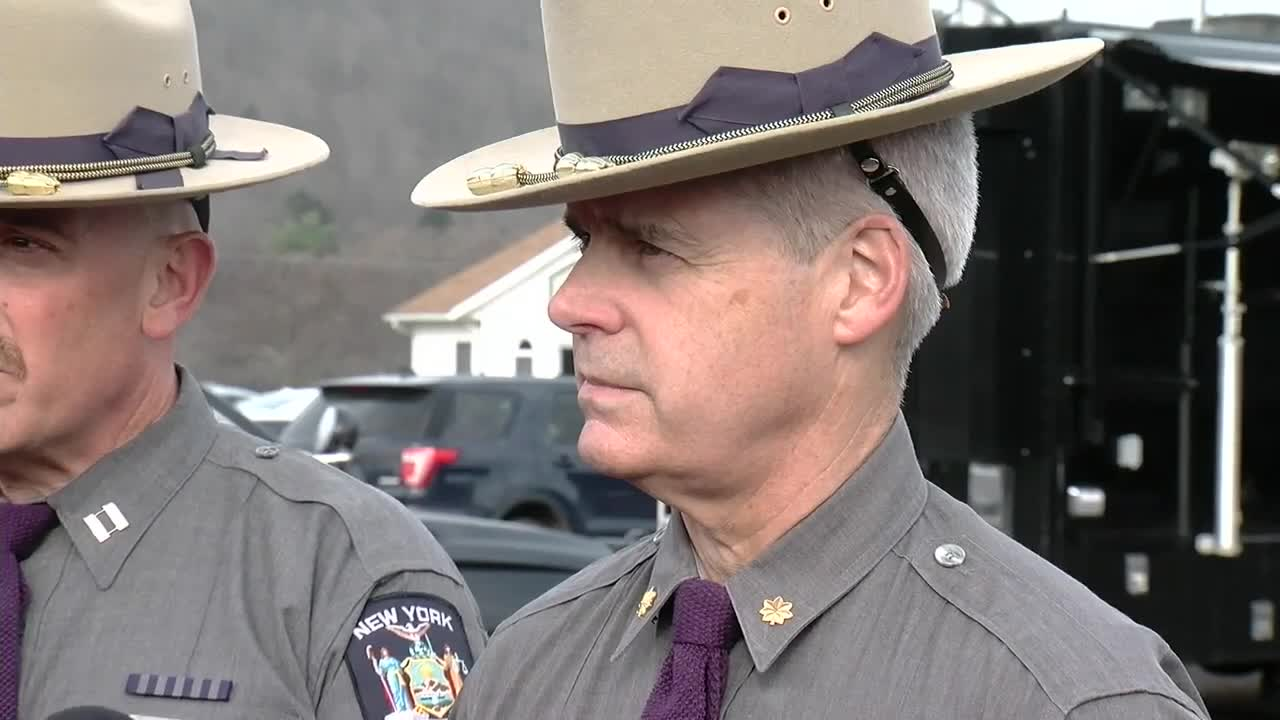 NYSP Troopers provide update on deadly suspicious fire