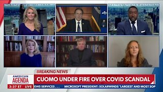 REPORT: STAFFER ADMITS CUOMO HID COVID NURSING HOME DEATHS FROM FEDS