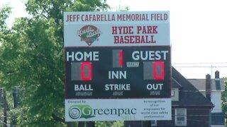 Jeff Cafarella Memorial Field