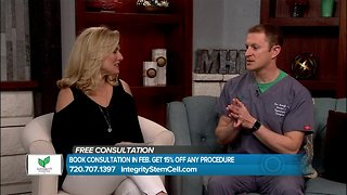 Integrity Stem Cell: Get a free one-on-one consultation!