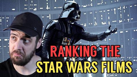 Ranking All 11 Star Wars Films