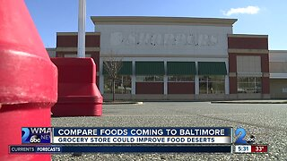 Compare Foods coming to Baltimore