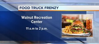 Food Truck Frenzy today