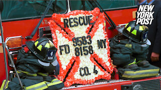 FDNY widows mark 20-year anniversary of Queens fire that took their husbands