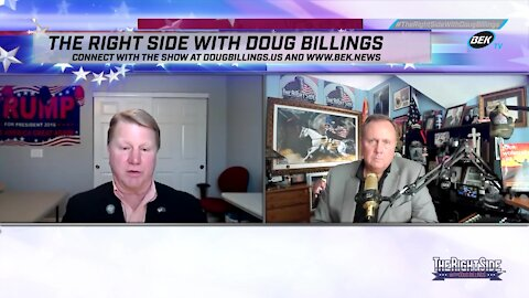 The Right Side with Doug Billings - July 28, 2021