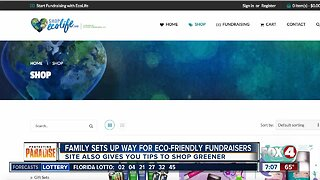 Fort Myers couple creates eco-friendly fundraising business
