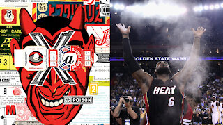 """LeBron James Targeted By Conspiracy Theorist As """"Illuminati Wizard"""" Conjuring Demons With Chalk Toss"""