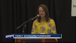 Michelle Edmonds hosts Family Advocates fundraiser