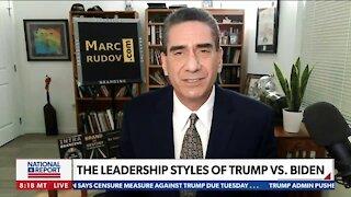 Marc Rudov / Branding Advisor to CEOs - THE LEADERSHIP STYLES OF TRUMP VS. BIDEN