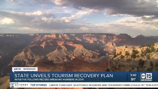 State unveils tourism recovery plan