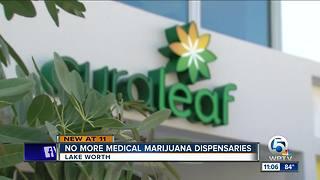 Lake Worth bans future medical marijuana dispensaries