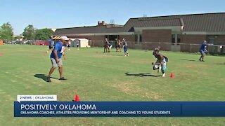 EPOS Oklahoma coaches, athletes providing mentorship, coaching to young students