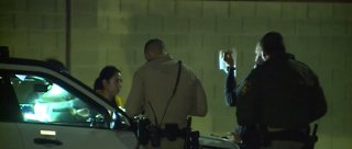 Homeless man found dead in east Vegas backyard, police investigate