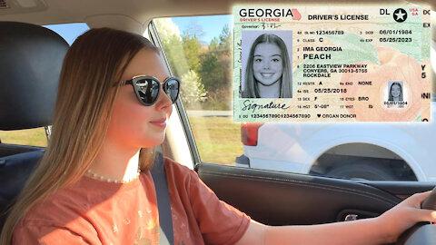 I Got My Driver's License! | Whitney Bjerken