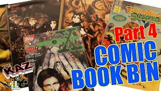 Comic Book Bin Part 4