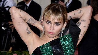 Miley Cyrus Responds To Being Inappropriately Grabbed By Fan