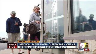 Greater Cincinnati's first medical marijuana dispensary opens