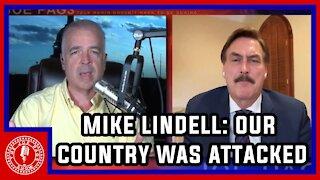 Mike Lindell on his Video -- Absolute Proof