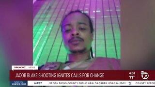 Jacob Blake shooting ignites calls for change - NBA postpones playoff games