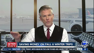 Saving money on fall & winter trips