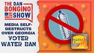 Media Self-Destructs Over Georgia Voter Water Ban