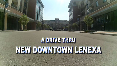 A Drive Thru New Downtown Lenexa
