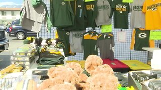 Family business benefits from Packers season