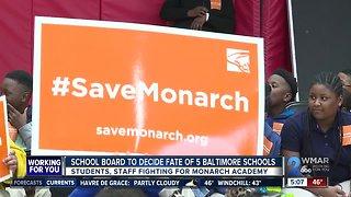 School Board to decide fate of 5 city schools
