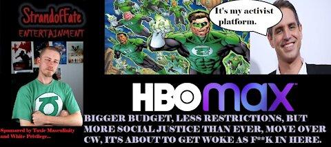 Green Lantern Series HBO Max goes full woke social justice