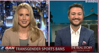 The Real Story - OANN Transgender Sports Ban with Terry Schilling