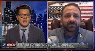 After Hours - OANN Veterans Amid a Pandemic with Chad Robichaux